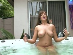 Wet car wash performed by Cate Harrington