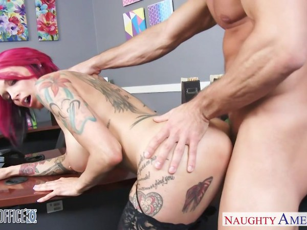 Spyfam Anna Bell Peaks Lucky Pink Hair Trainer Sex Porn300 1