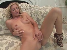 Solo mature wife