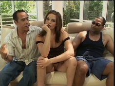 Outrageously hot Crissy Cums shows off her gorgeous curves