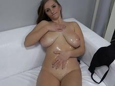 Unbelievable MONSTER Huge Tits in Hard Action