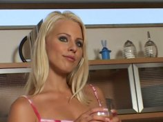 Kinky and spunked blond head Club Sandy loves stiff and long lollicocks
